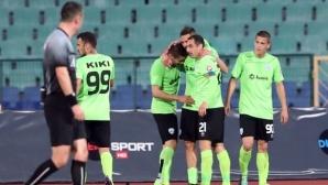 Новото попълнение на Черно море попадна в групата за мача със Славия