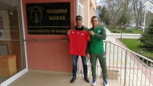 """Футболисти бягат благотворително в """"Рън България"""" в Шабла"""