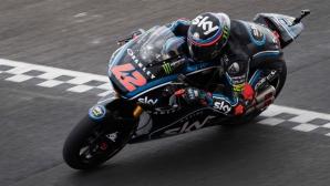 Хорхе Мартин оглави класирането в Moto3, Баная с нов успех преди MotoGP