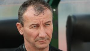 Венци Стефанов обяви треньорска смяна в ЦСКА-София от новия сезон