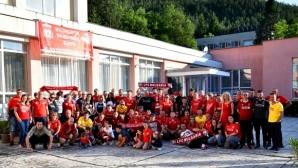 150 родни фенове на Ливърпул се събраха в Благоевград