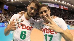 Розалин: С Николай си помагаме в националния отбор