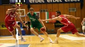България отнесе африканския шампион в първата си контрола (галерия)