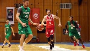 Втората контрола между България и Тунис ще се играе при закрити врата
