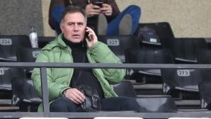 Ангел Славков остава начело на Спортист (Своге)