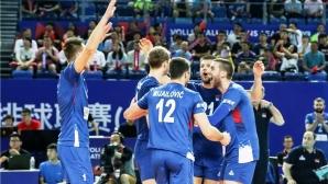 Супер Дражен Лубурич с 28 точки, Сърбия приключи с победа над Китай (видео + снимки)