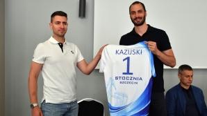 Радо Стойчев надъхал треньора на Шчечин в 8-часов разговор