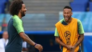 Зидан не искал Неймар в Реал заради Марсело