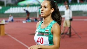 Ефтимова №1 на Балканите на 100 м, една стотна раздели Денис Димитров от злато