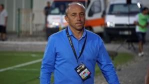 Илиан Илиев: Радвам се за футболистите, които спечелиха с повече характер