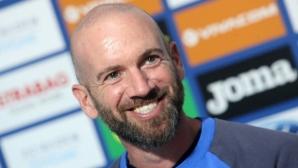 Треньорът на Вадуц определи мачовете с Левски като проверки