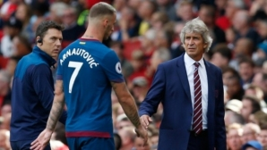 Марко Арнаутович е под въпрос за мача на Уест Хам срещу Челси