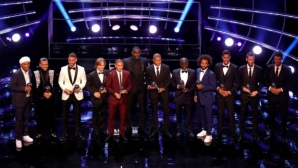 Това е Идеалният отбор на ФИФПро за годината