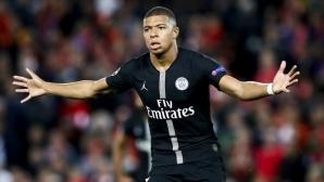Зидан съветва Мбапе да преминe в Реал Мадрид