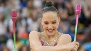 Воложанина с пето място в художествената гимнастика в Буенос Айрес
