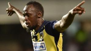 Болт е получил предложение за договор от австралийския тим