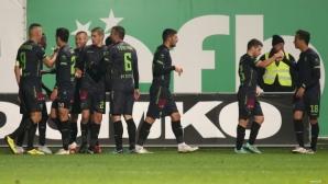 Александър Василев: Не можахме да покажем футболните си качества днес (видео)