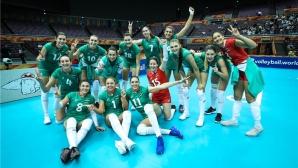 Волейболистките срещу САЩ в квалификациите за Токио 2020