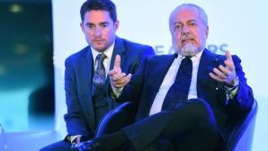 Президентът на Наполи: Финансовият феърплей не работи