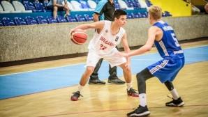 Ясни са съставите, които ще се подготвят за Балканиада по баскетбол при 18-годишните