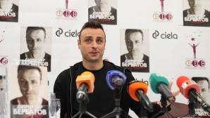 Бербатов даде съвет на Моуриньо кого да купи през януари