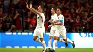 Реал Мадрид отново срещу коварни японци в първата си битка за световната купа (видео)
