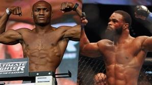 Камару Усман ще се бие за титлата на Тайрън Уудли в UFC 235