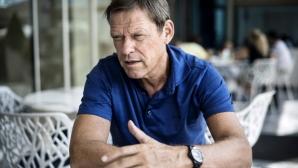 Франк Арнесен беше назначен за технически директор на Андерлехт