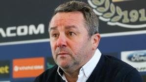 Стоянович за новия директор: Доволен съм, че човек от такъв калибър ще помогне на Левски (видео)