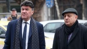Борислав Михайлов: Много ми е трудно да се обръщам към Иван Вуцов в минало време