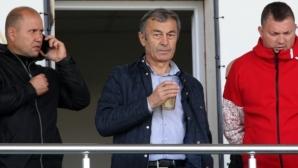Пламен Марков: Българският футбол загуби една от големите си и светли личности (видео)