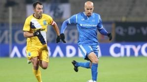 Георги Андонов вече е футболист на Царско село
