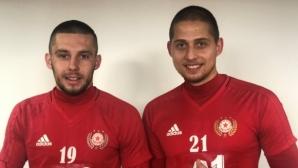 ЦСКА-София си върна двама от Литекс