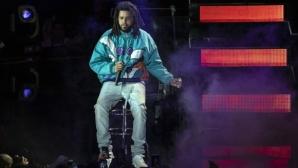 J. Cole обра точките в Мача на звездите (видео)