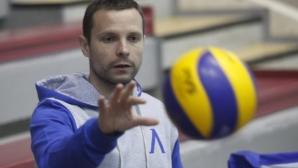 Андрей Жеков: Мога да предам знанията си като треньор