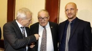 Пенев: Не е изненада, че Манолев отива в Лудогорец