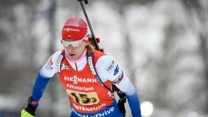Кузмина спечели спринта и малката световна купа