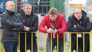 Стойчо Стоилов избухна: Никаква дузпа! Убиват футбола, но ние ще сме на финал (видео)