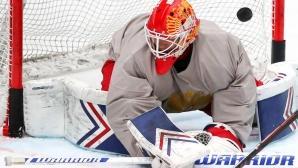 Александър Георгиев ще пази за Русия срещу Швейцария