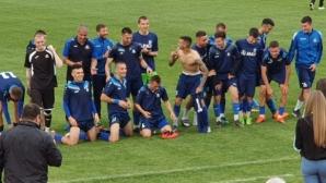 Монтана удари ЦСКА-София при U19