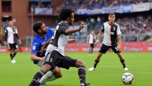 Сампдория - Ювентус 0:0 в последния мач на Алегри