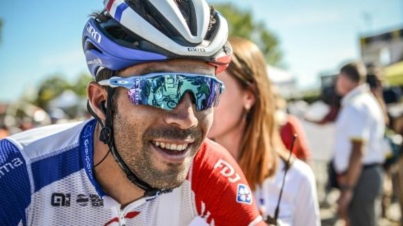 Тибо Пино спечели първия сериозен планински етап, Алафилип остава в жълто