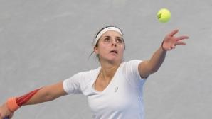 Томова се класира на четвъртфинал в Тайван, Шиникова допусна обрат