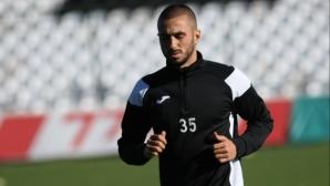 Славия ще играе контрола с младежкия национален отбор