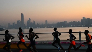 Пейсмейкър спечели маратона на Абу Даби