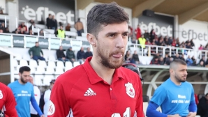 Халф на ЦСКА-София пред трансфер в Германия