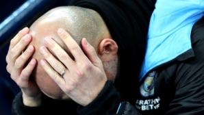 Гуардиола е спокоен за концентрацията на футболистите на Манчестър Сити