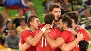 Събират националните отбори на Русия на лагер през юли