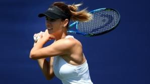 Цветана Пиронкова е в списъка за основната схема на US Open