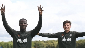 Солскяер смята, че Юнайтед няма нужда от нов централен защитник